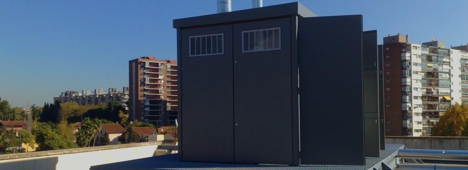 Cresat instal.lacions, S.L. - Rooftop